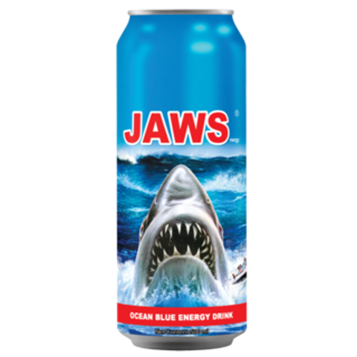 Picture of JAWS Energy Drink Ocean Blue 500ml