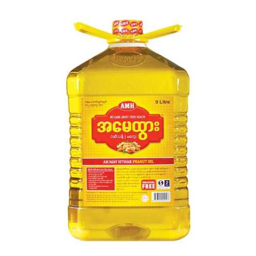 Picture of AH MAY HTWAR PEANUT OIL 6LTR