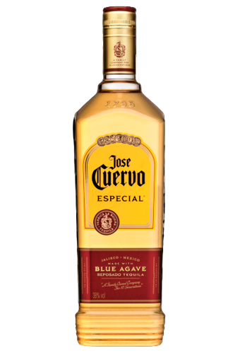 Picture of JOSE CUERVO ESPECIAL TEQUILA GOLD 40%VOL/1LTR