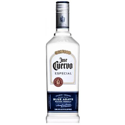 Picture of JOSE CUERVO ESPECIAL TEQUILA SILVER 38%VOL/70CL