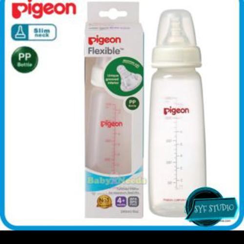 Picture of PIGEON Nursing Bottle wiht Flexible Peristaltic Nipple 240ml/No.26684