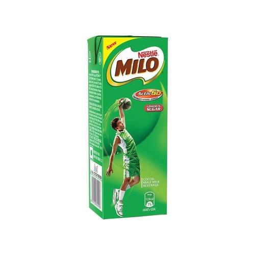 Picture of NESTLE MILO CHOCO DRINK 180ML
