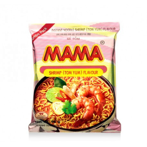 Picture of MA MA INSTANT NOODLES SHRIMP TOM YUM 55G