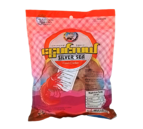 Picture of SILVER SEA DRIED PRAWN CRACKER 160G