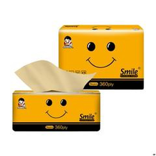 Picture of SMILE Bamboo Facial Tissue 360Sheets