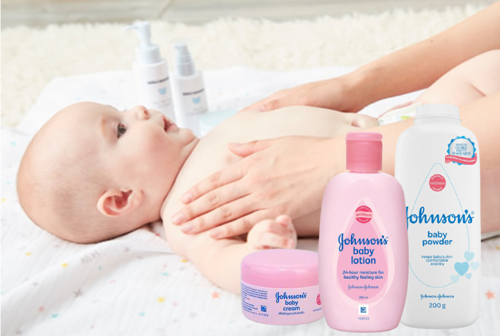 Picture for category Baby Skin & Hair Care