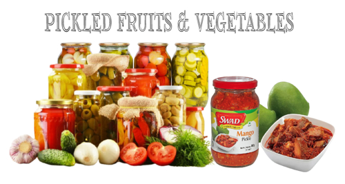 Picture for category Pickled Fruits & Vegetables