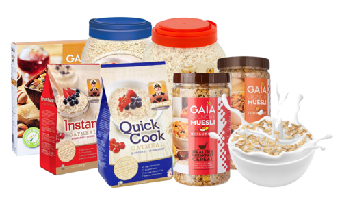 Picture for category Cereal & Oats