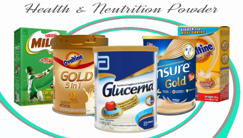 Picture for category Healthy Nutrition Powder