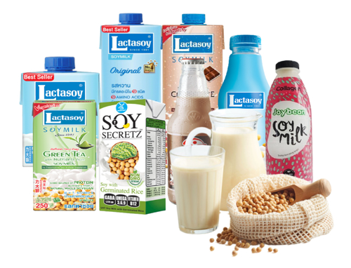Picture for category Soy Milk & Other