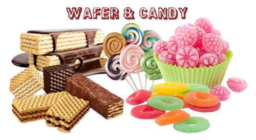 Picture for category Wafer & Candy