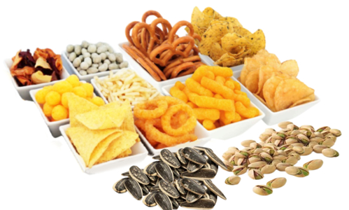 Picture for category Nuts & Snacks