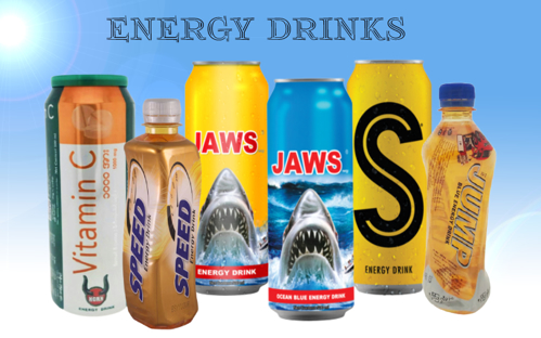Picture for category Energy Drinks