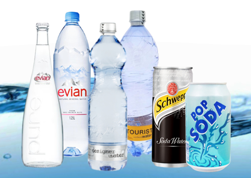 Picture for category Water & Soda