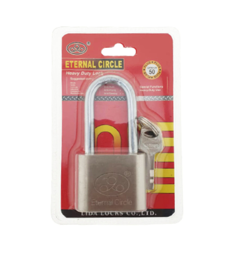 Picture of ETERNAL CIRCLE Heavy Duty Lock Extra Long CR-50 (KY-442)