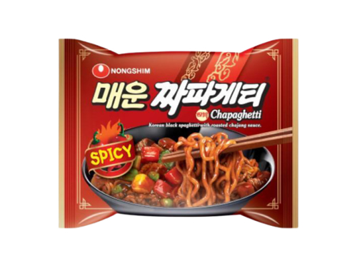 Picture of NONGSHIM Instant Noodle Chapagetti Spicy 137g