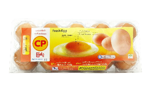Picture of CP CHICKEN EGG 10`S/PKT