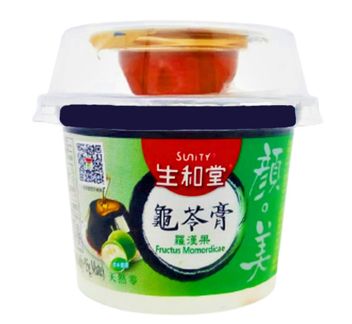 Picture of Chinese Herbal Jelly Fructus Momordicae 215g