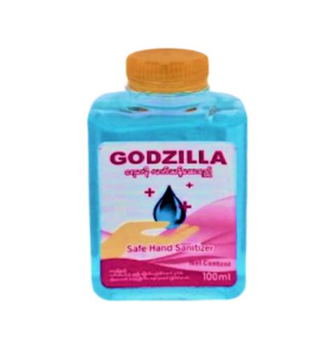 Picture of GODZILLA SAFE HAND SANITIZER 100ML