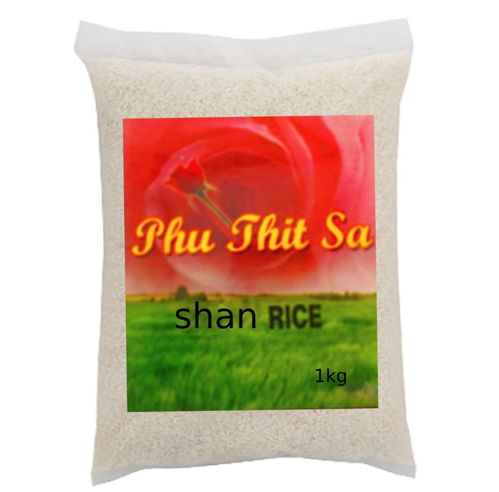 Picture of PHU THIT SA SHAN RICE 1KG