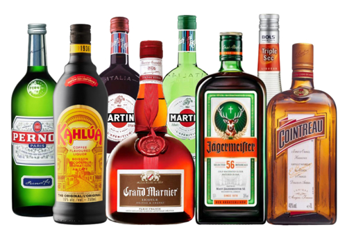 Picture for category LIQUEUR