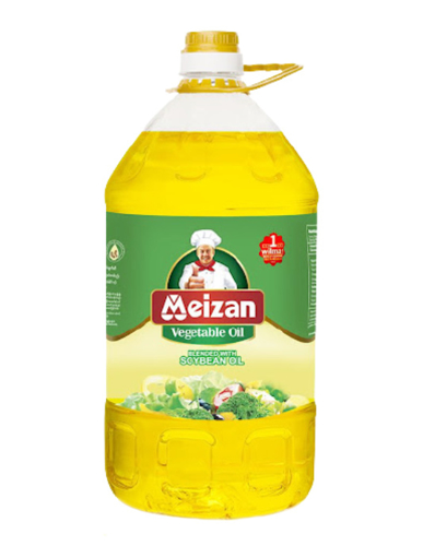 Picture of MEIZAN VEGETABLE OIL 5LTR