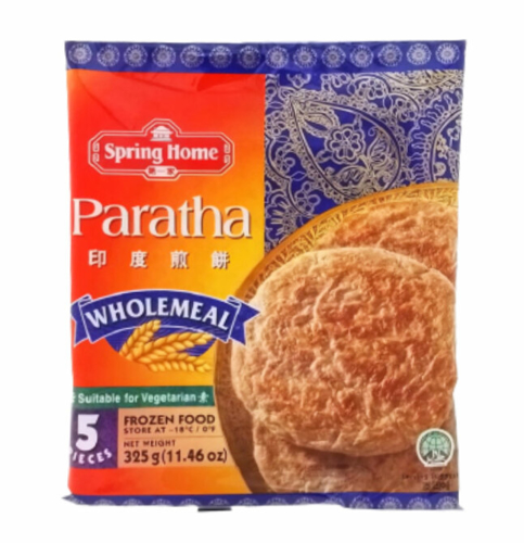 Picture of SPRING HOME ROTI PARATHA WHOLEMEAL 5PCS/325G